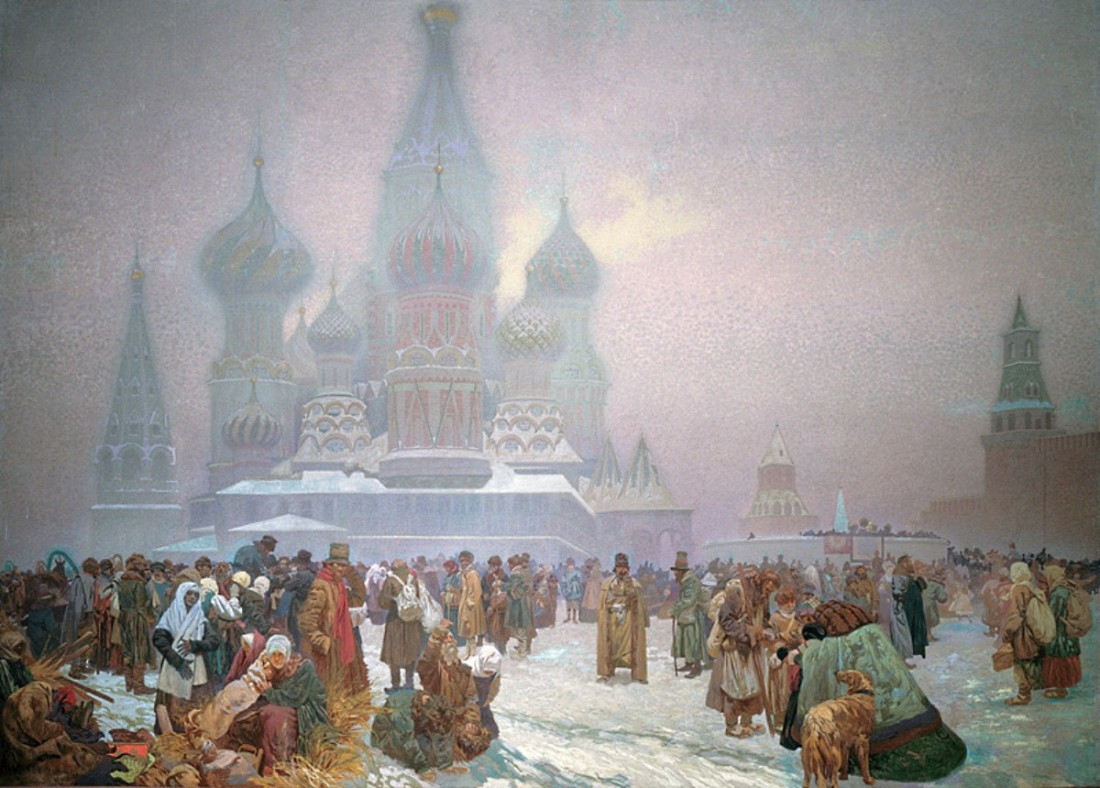 00-19-alfons-maria-mucha-the-abolition-of-serfdom-in-russia-in-1861-freedom-for-the-labourer-a-charter-for-the-nation-from-the-slavonic-epic-nr-19-1914